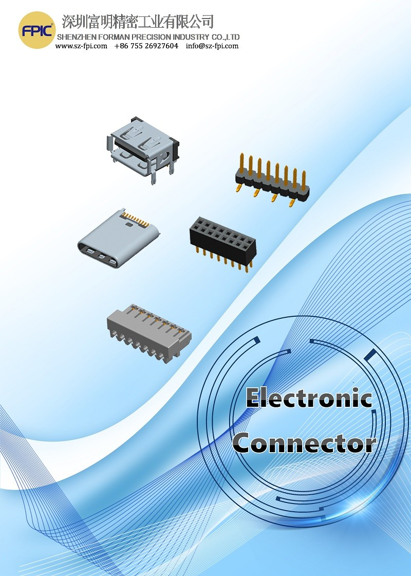 Electronica Connectors