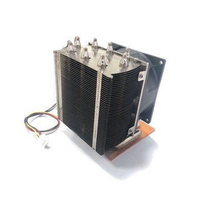 Air-cooling Fin Heat Sink on Laser Equipments